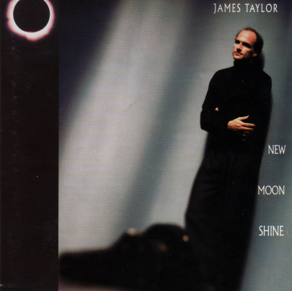 James Taylor New Moon Shine cover art