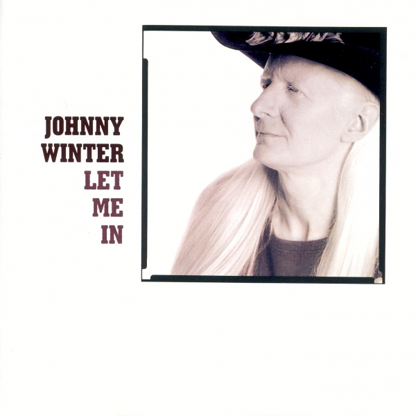 Johnny Winter Let Me In cover art