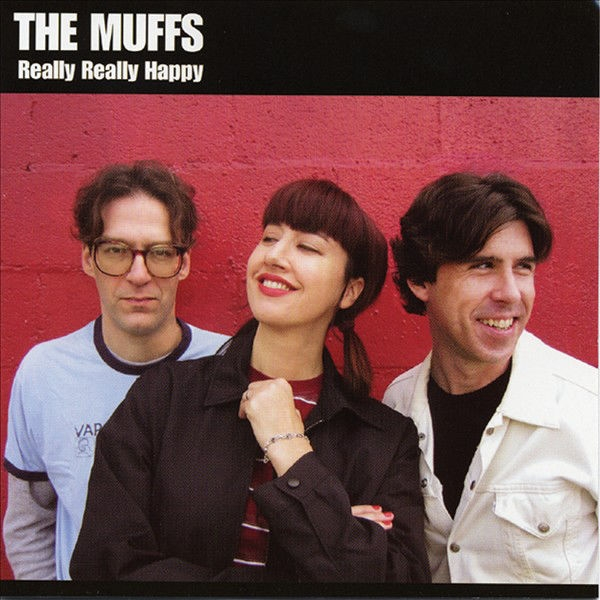 The Muffs Really Really Happy cover art