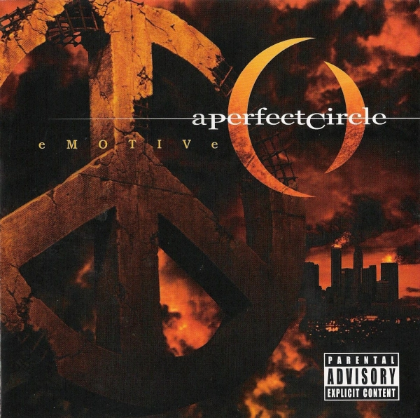 A Perfect Circle eMOTIVe cover art