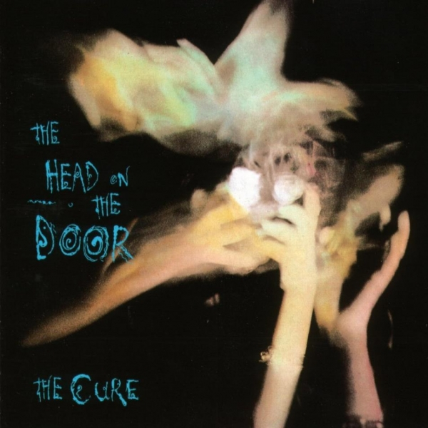 The Cure The Head on the Door cover art