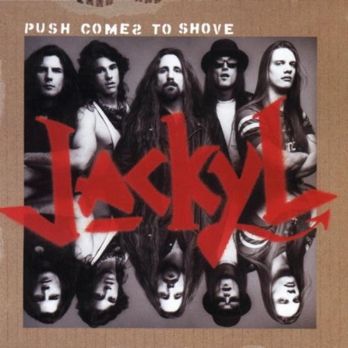 Jackyl Push Comes to Shove cover art
