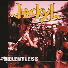 Jackyl Relentless Cover Art
