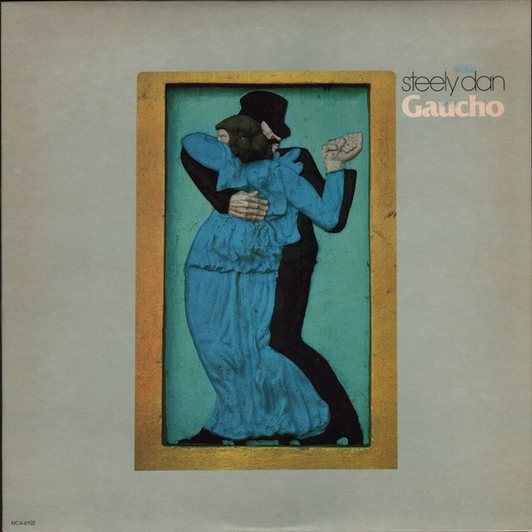 Steely Dan Gaucho Cover Art