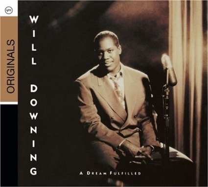 Will Downing A Dream Fulfilled cover art