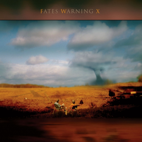 Fates Warning FWX cover art