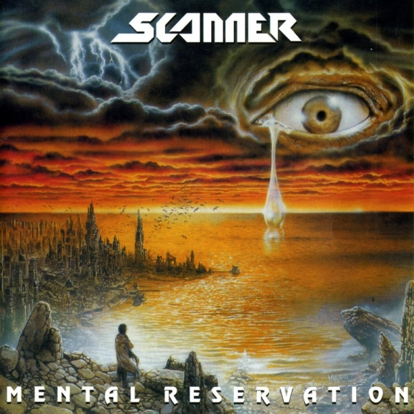 Scanner Mental Reservation cover art