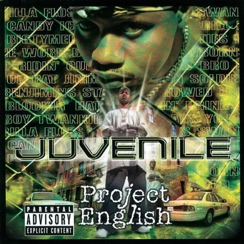 Juvenile Project English cover art
