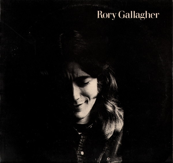 Rory Gallagher Rory Gallagher cover art