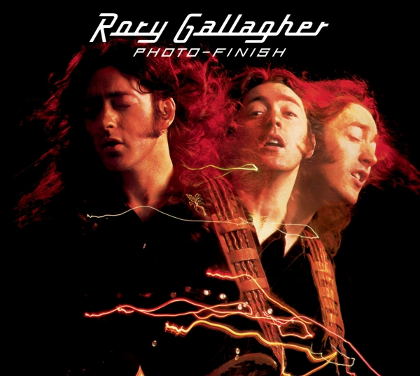 Rory Gallagher Photo‐Finish Cover Art