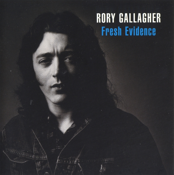 Rory Gallagher Fresh Evidence cover art