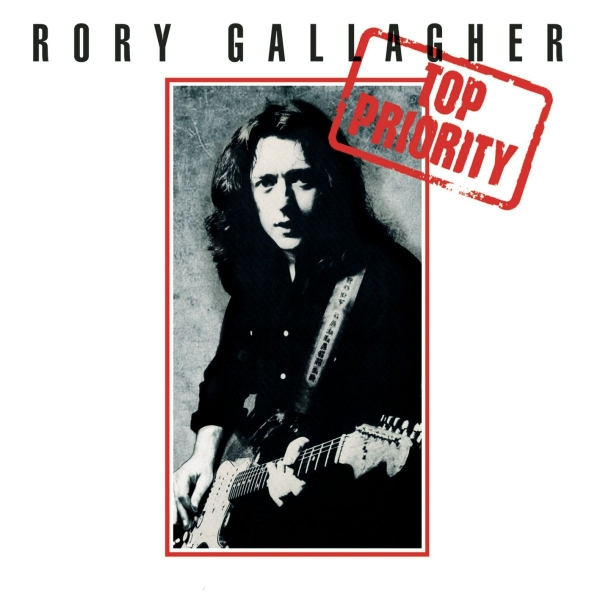 Rory Gallagher  cover art