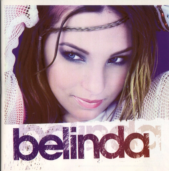 Belinda Belinda cover art