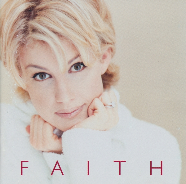 Faith Hill Faith cover art