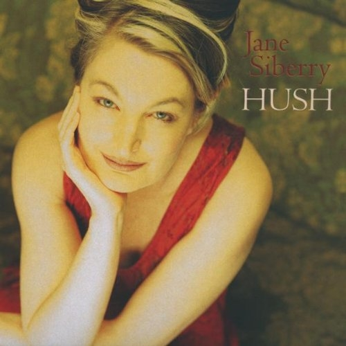 Jane Siberry Hush Cover Art