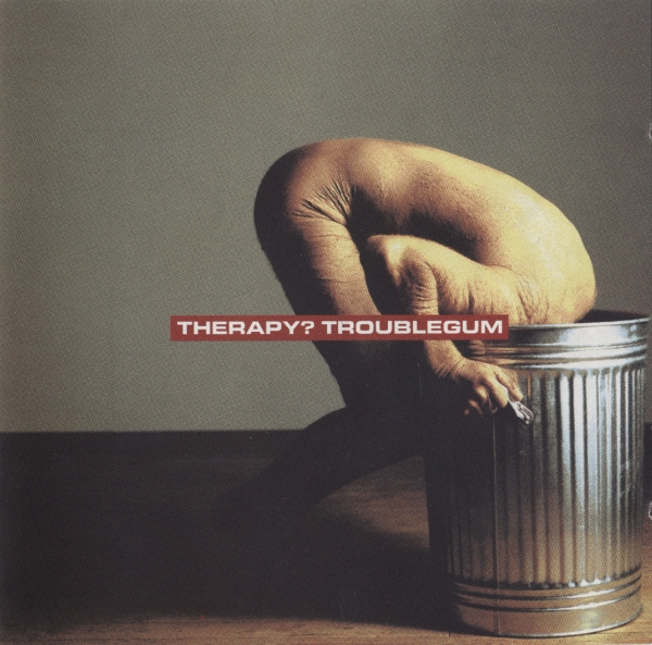 Therapy? Troublegum Cover Art
