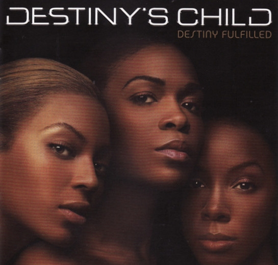 Lil Wayne Destiny Fulfilled cover art