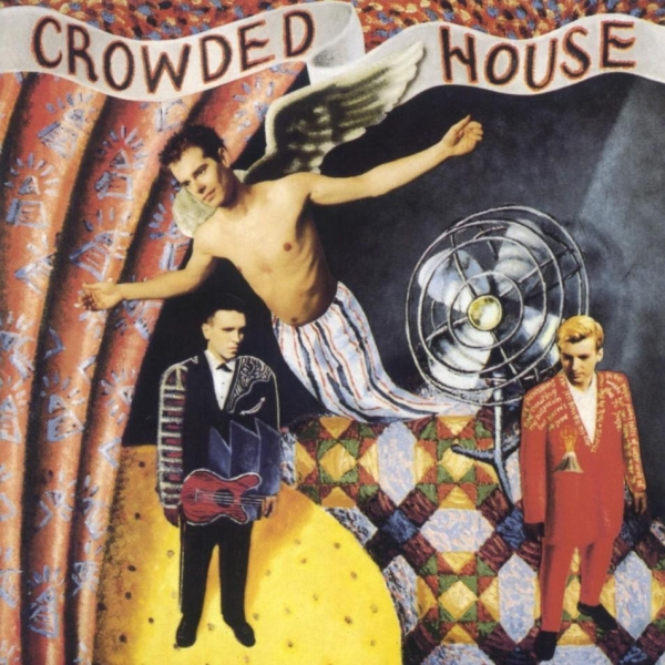 Crowded House Crowded House cover art