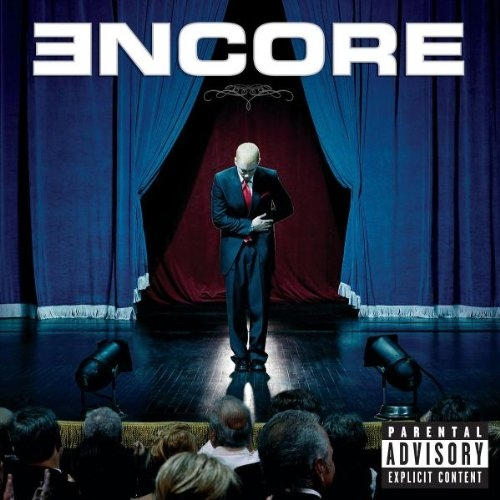 Eminem Encore cover art