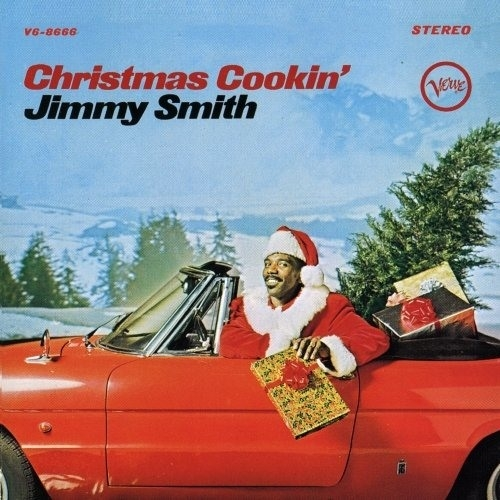 Jimmy Smith Christmas '64 cover art