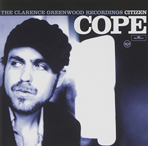 Citizen Cope The Clarence Greenwood Recordings Cover Art