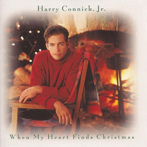 Harry Connick, Jr. When My Heart Finds Christmas Cover Art