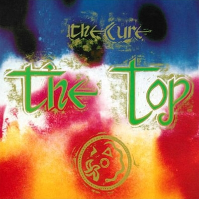 The Cure The Top cover art