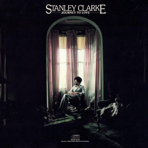 Stanley Clarke Journey to Love Cover Art