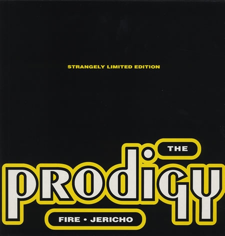 The Prodigy Fire / Jericho cover art