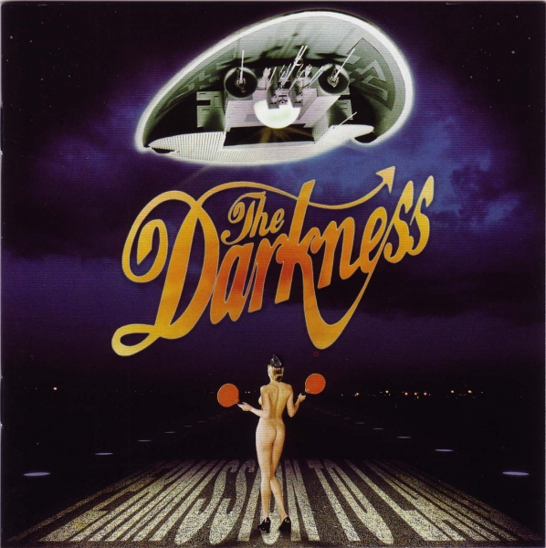 The Darkness Permission to Land cover art