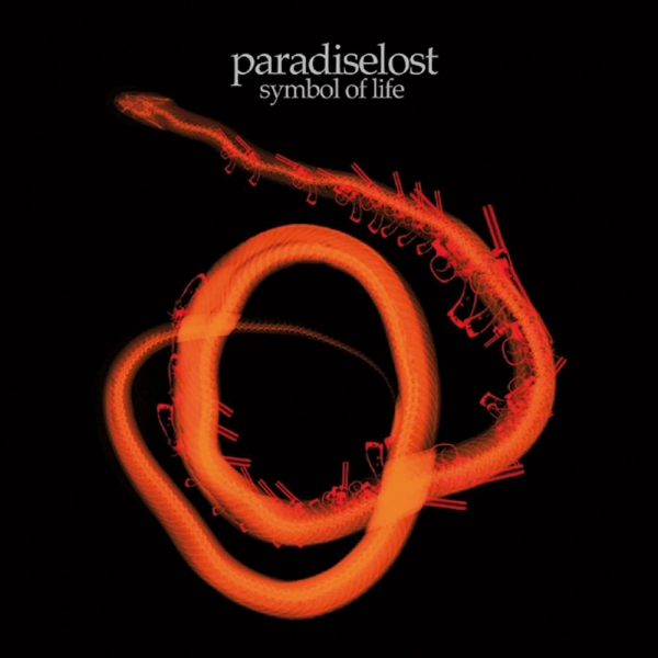 Paradise Lost Symbol of Life cover art