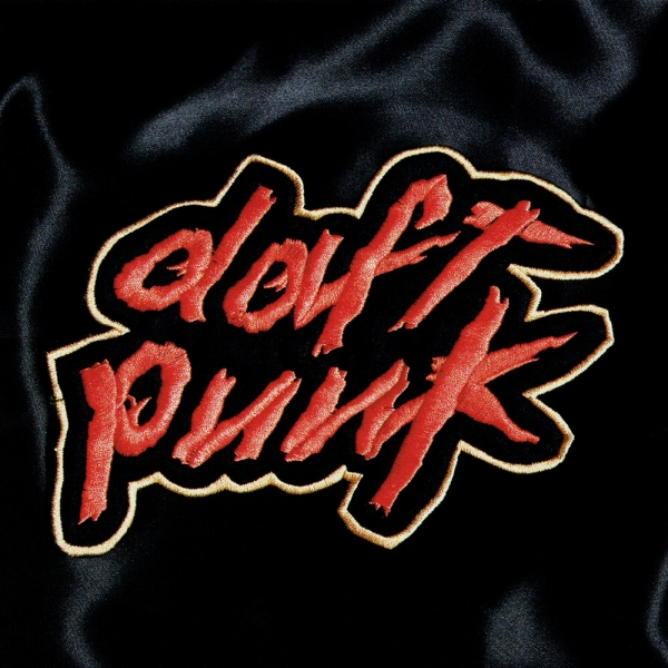 Daft Punk Homework Cover Art