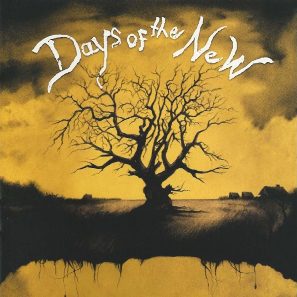 Days of the New Days of the New cover art