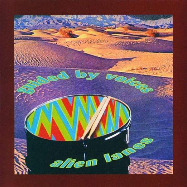 Guided by Voices Alien Lanes Cover Art