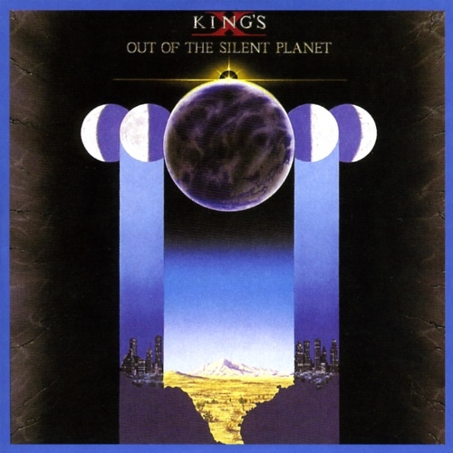 King's X Out of the Silent Planet cover art