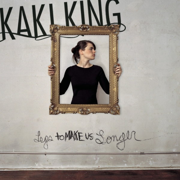 Kaki King Legs to Make Us Longer cover art
