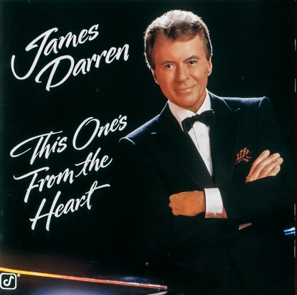 James Darren This One's From the Heart cover art