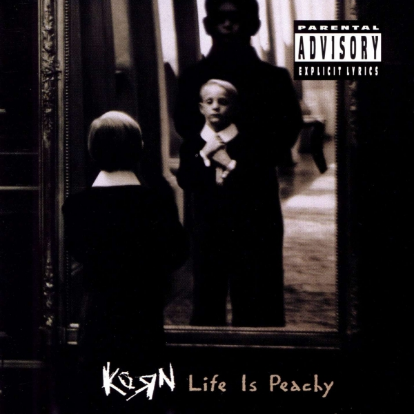 Korn Life Is Peachy cover art