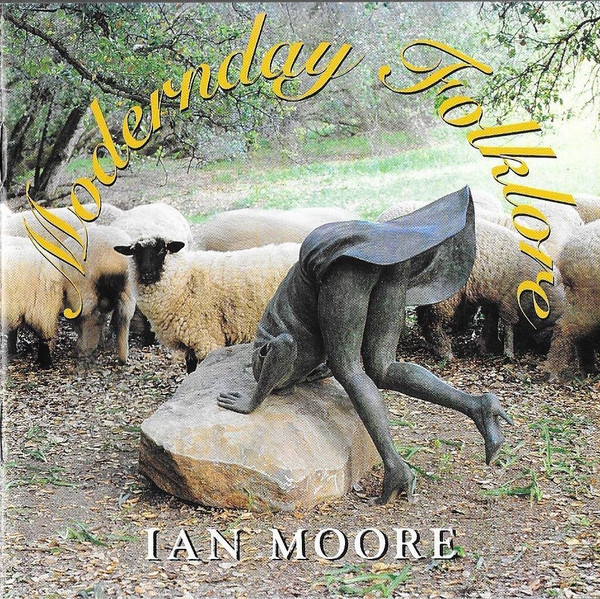 Ian Moore Modernday Folklore cover art