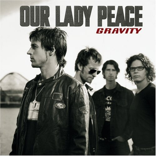Our Lady Peace Gravity cover art