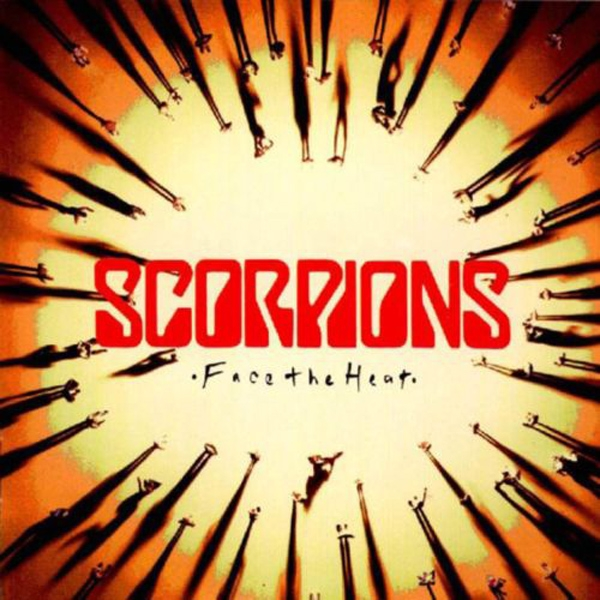 Scorpions Face the Heat cover art
