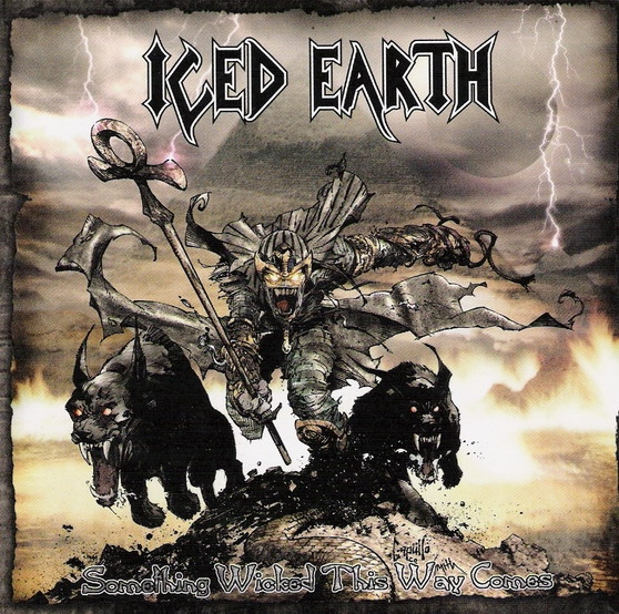 Iced Earth Something Wicked This Way Comes cover art