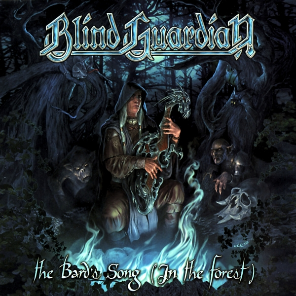 Blind Guardian The Bard's Song (In the Forest) Cover Art