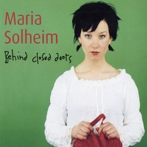 Maria Solheim Behind Closed Doors Cover Art