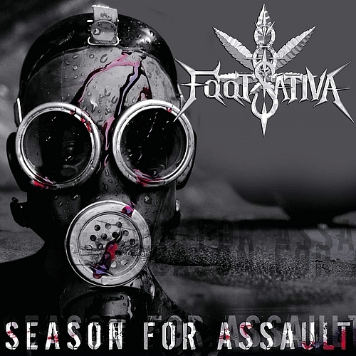 8 Foot Sativa Season for Assault Cover Art