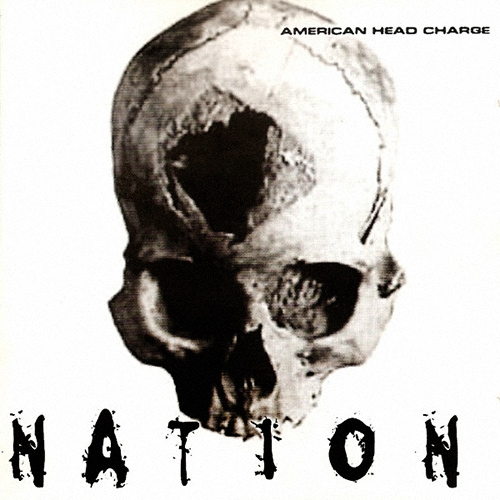 American Head Charge Trepanation cover art