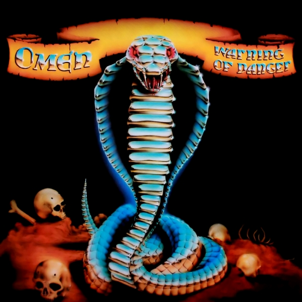 Omen Warning of Danger Cover Art