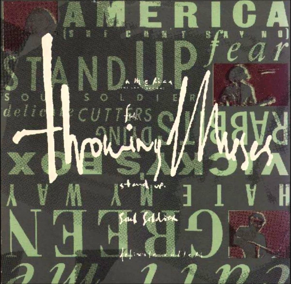 Throwing Muses Throwing Muses Cover Art