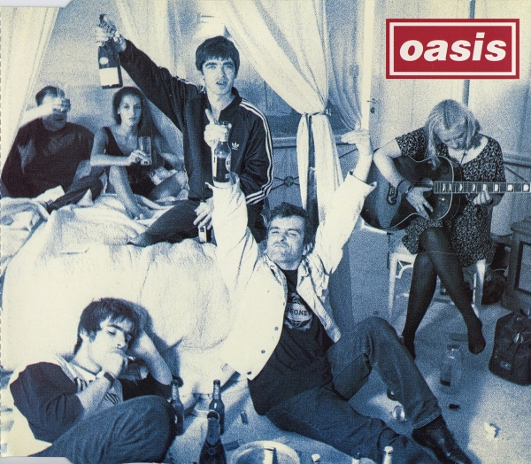 Oasis Cigarettes & Alcohol Cover Art