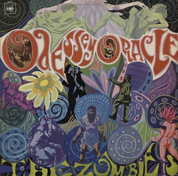 The Zombies Odessey and Oracle Cover Art